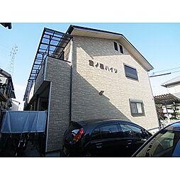 京都府木津川市木津の賃貸アパートの外観