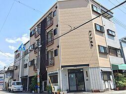 ハイツサザジマ[4階]の外観