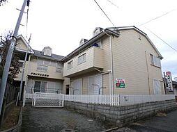 グロリアス三萩野[2階]の外観