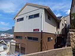 広島県呉市溝路町の賃貸アパートの外観