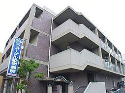 兵庫県神戸市灘区高徳町5丁目の賃貸マンションの外観