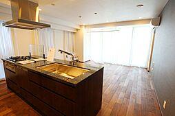 外観(床材にはウォルナットを使用。優しい温もりに溢れた落ち着きを与えてくれます。)