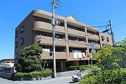 ドマーニ三田横山[1階]の外観
