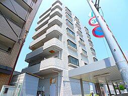 千葉県松戸市日暮3丁目の賃貸マンションの外観