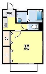 新上挙母駅 4.7万円
