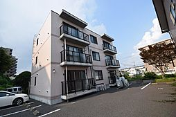 レジデンス桜[1階]の外観