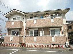 福岡県北九州市小倉南区徳吉東5丁目の賃貸アパートの外観