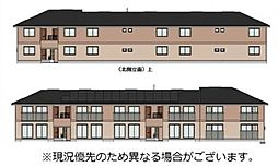 (新築)D‐room 高岡[203号室]の外観