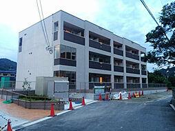 広島県広島市東区温品4丁目の賃貸マンションの外観