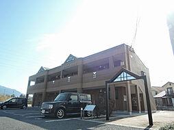 福岡県北九州市八幡西区大字野面の賃貸アパートの外観