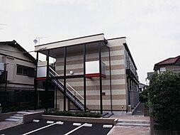 神奈川県相模原市中央区千代田2丁目の賃貸アパートの外観