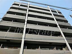 大阪府大阪市中央区谷町7丁目の賃貸マンションの外観