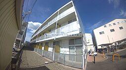 大阪府東大阪市西岩田4丁目の賃貸マンションの外観