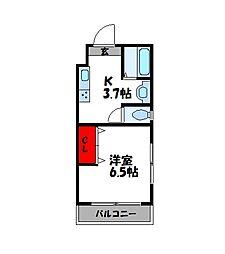 田川伊田駅 3.3万円