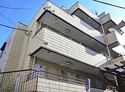 タウンコートヨコハマ[301号室]の外観