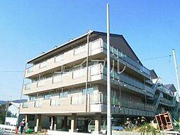 イーリスハイツ C棟[4階]の外観