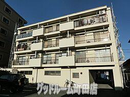 コーポ加藤[2階]の外観
