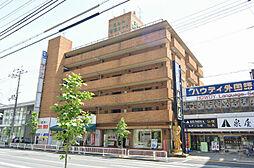 大阪府枚方市楠葉並木2丁目の賃貸マンションの外観