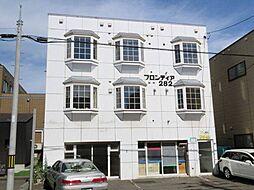 北海道札幌市東区北二十八条東2丁目の賃貸アパートの外観