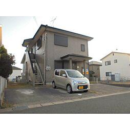 静岡県浜松市西区大平台2丁目の賃貸アパートの外観