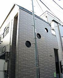 東京都杉並区方南1丁目の賃貸アパートの外観