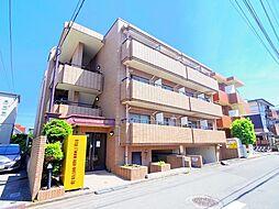 埼玉県所沢市小手指町3丁目の賃貸マンションの外観