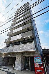 プレールドゥーク西横浜[2階]の外観