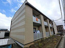 JR成田線 成田駅 バス13分 教習所東下車 徒歩1分の賃貸アパート