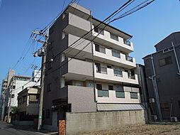 大阪府八尾市北本町1丁目の賃貸マンションの外観