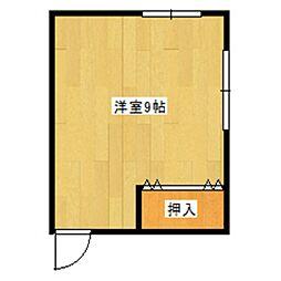 [一戸建] 東京都世田谷区南烏山3丁目 の賃貸【/】の間取り