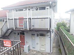 エンゼル西生田B棟[1階]の外観