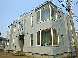 清田サンハイムH[2階]の外観