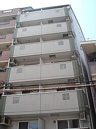 プレアデス寺田町[4階]の外観