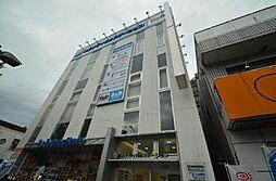 メイプルコート朝岡[8階]の外観