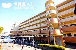 兵庫県伊丹市大野2丁目の賃貸マンションの外観