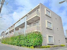 千葉県松戸市三矢小台2の賃貸マンションの外観