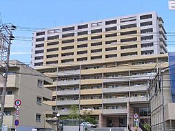 大阪府茨木市中穂積3丁目の賃貸マンションの外観