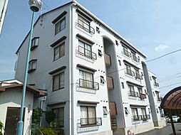 エクセルエステート吉田II[4階]の外観