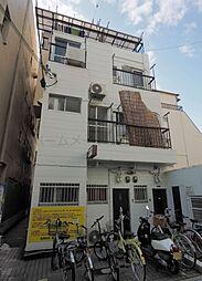 桃谷マンション[3階]の外観