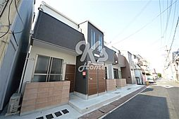 兵庫県神戸市長田区苅藻通2丁目の賃貸アパートの外観