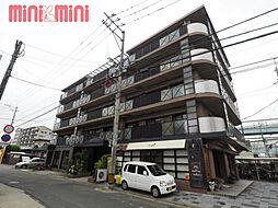 福岡県福岡市西区石丸2丁目の賃貸マンションの外観