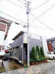 埼玉県新座市栄5丁目の賃貸アパートの外観
