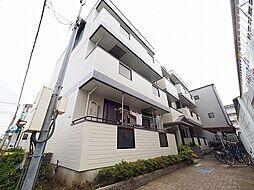 兵庫県尼崎市西難波町6丁目の賃貸アパートの外観