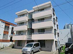 コーポH・S東札幌[3階]の外観