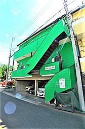 グリーンパレスK[3階]の外観