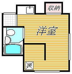 大鳥居駅 4.3万円
