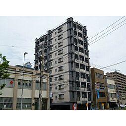 福岡県北九州市八幡東区前田の賃貸マンションの外観