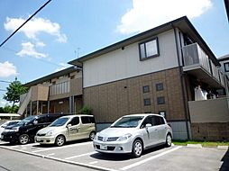大阪府箕面市桜井1丁目の賃貸アパートの外観