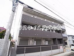 JR横浜線 長津田駅 徒歩10分の賃貸アパート