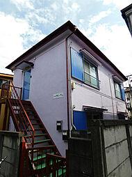 パープルワン[2階]の外観